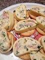 Käseröllchen Rezept #Fingerfood