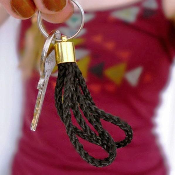 Schlüsselanhänger in 5 Minuten
