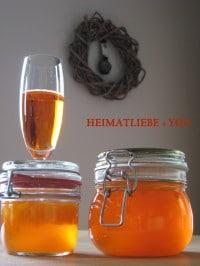 Aprikosen-Aperol-Gelee