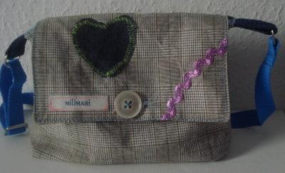Süße Handtasche