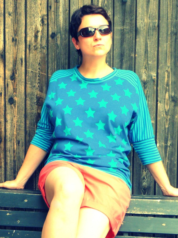 Easy Peasy Shirt STARS & STRIPES
