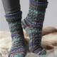 Socken aus Schachenmayr REGIA 8-fädig