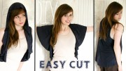 DIY Easy Cut - Circle Vest