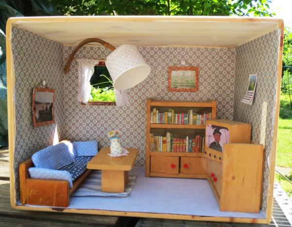 living more handmade kultur. Black Bedroom Furniture Sets. Home Design Ideas
