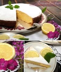 [backen] saftiger Zitronenkuchen