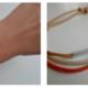 Röhrchen-Armband