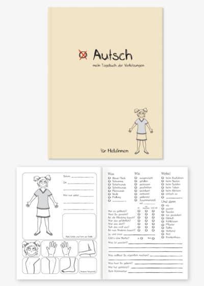 Autschbuch für Heldinnen // mein Tagebuch der Verletzungen