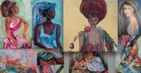 Einzel Unterricht in der Malerei & Zeichnen, Collagen, Klassische & Experimentelle Techniken