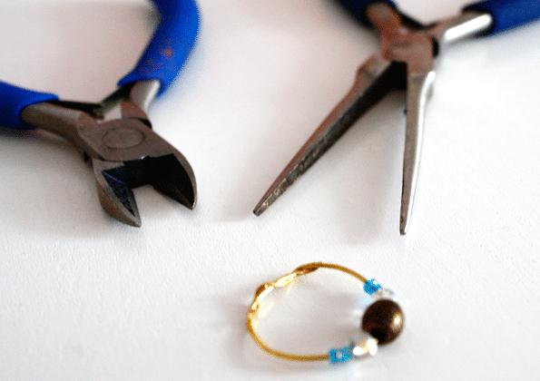 Ringe aus Draht - HANDMADE Kultur