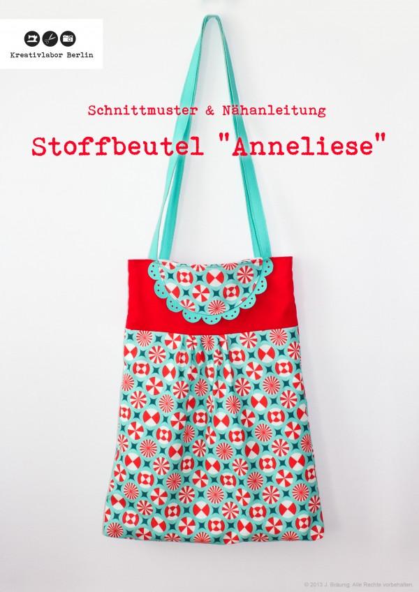 """Stoffbeutel """"Anneliese"""""""