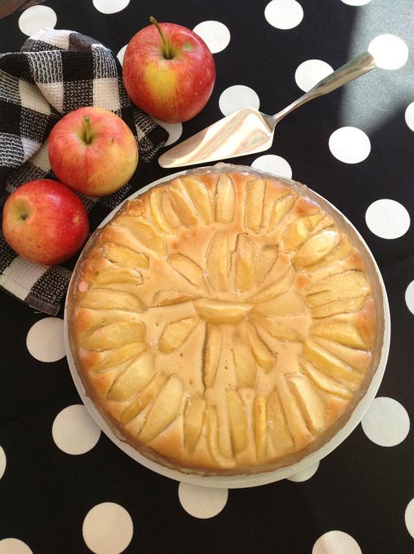 Mein Lieblingsapfelkuchen