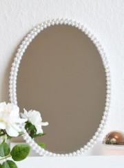 DIY Rahmen für Spiegel