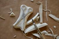 DIY Stempel aus Printblock für Textildruck