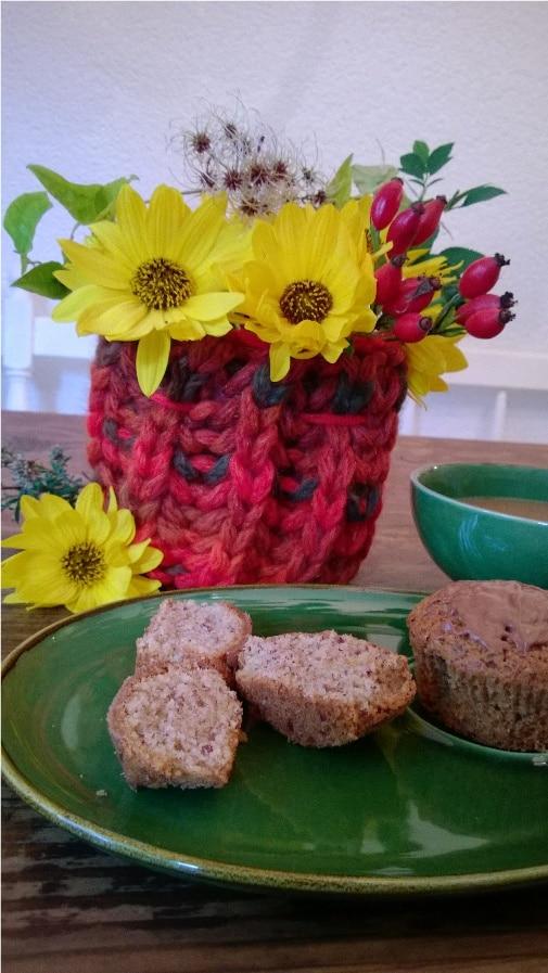 Zucchini-Nuss-Muffins