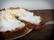 Sweet Sunday: Pflaumenkuchen mit Baiser-Überzug