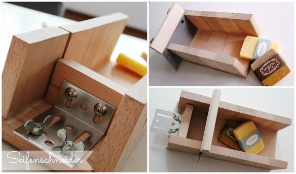 DIY: Seifenschneider bauen