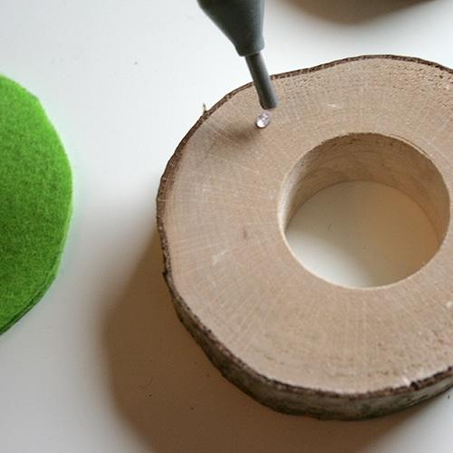 Basteln Mit Holz Baumscheiben ~ Schmuckkästchen aus Baumscheiben  Handmade Kultur