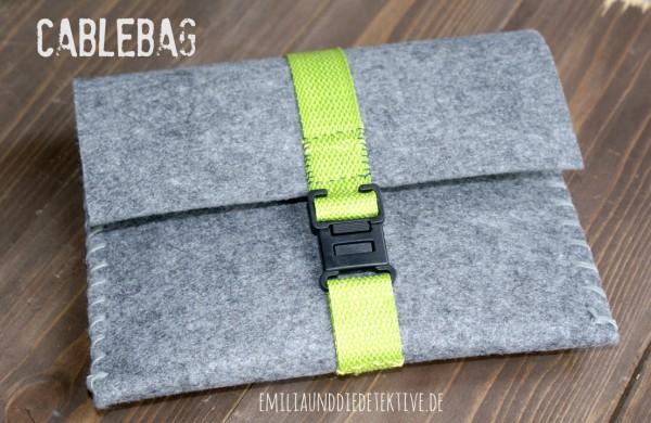 cablebag kabeltasche foto anleitung handmade kultur. Black Bedroom Furniture Sets. Home Design Ideas