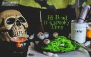 Hi Brad, it´s spooky Time
