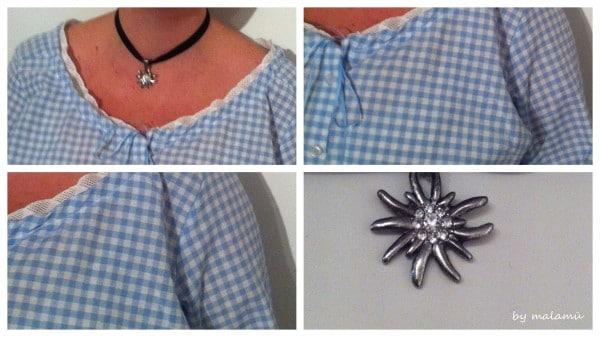 DIY - Bluse auf bayrisch