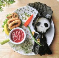 Mit Essen spielt man nicht…
