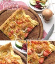 [backen] Blätterteigpizza