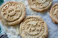 Mandel-Cookies und ein tolles Give-Away