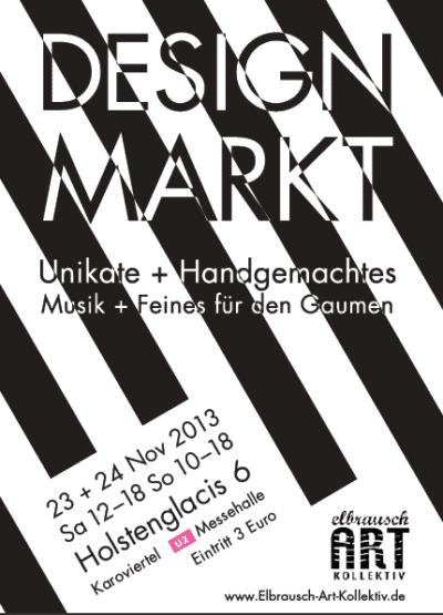 Elbrausch Art Kollektiv Design Markt 2013