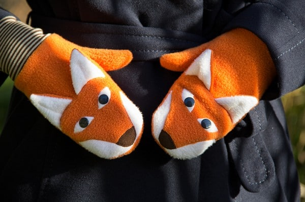 Fuchshandschuhe