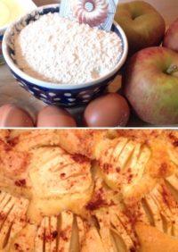 Mutters Apfelkuchen