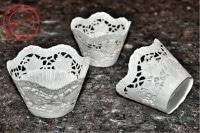 Spitzen Cupcake Wrapper