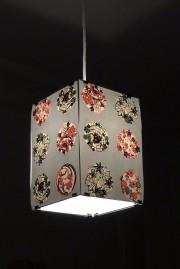 Japanische Papierlampe