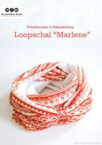 """Loopschal """"Marlene"""" für Erwachsene & Kinder"""