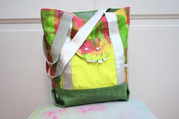 Tasche aus der neuen Handmade Kultur