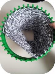 Knitting Loom Abstricken