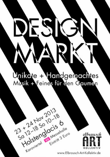Design Markt Elbrausch Art Kollektiv
