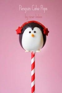Süße Cake Pops bringen Weihnachtsstimmung