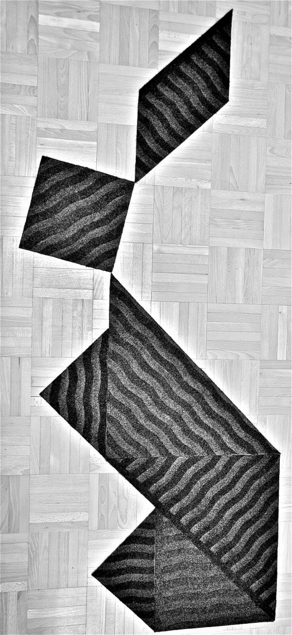Tangram-Teppich