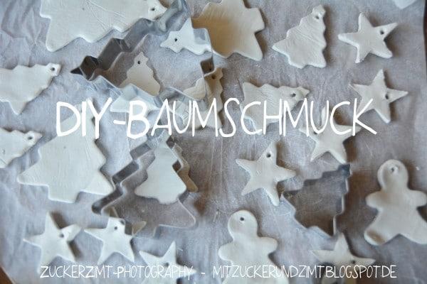 DIY-Baumschmuck und andere Last Minute Ideen für den Adventskalender