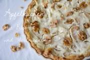 Mmmhhh: Apfelkuchen mit Ricotta und Walnüssen