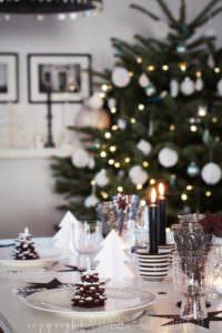 Weihnachtsdeko: traditionell vs. puristisch