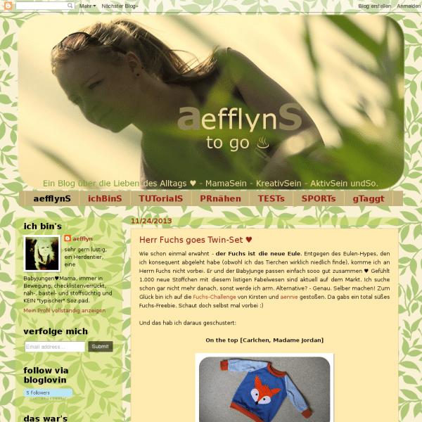 aefflynS to go