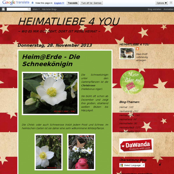 HEIMATLIEBE 4 YOU