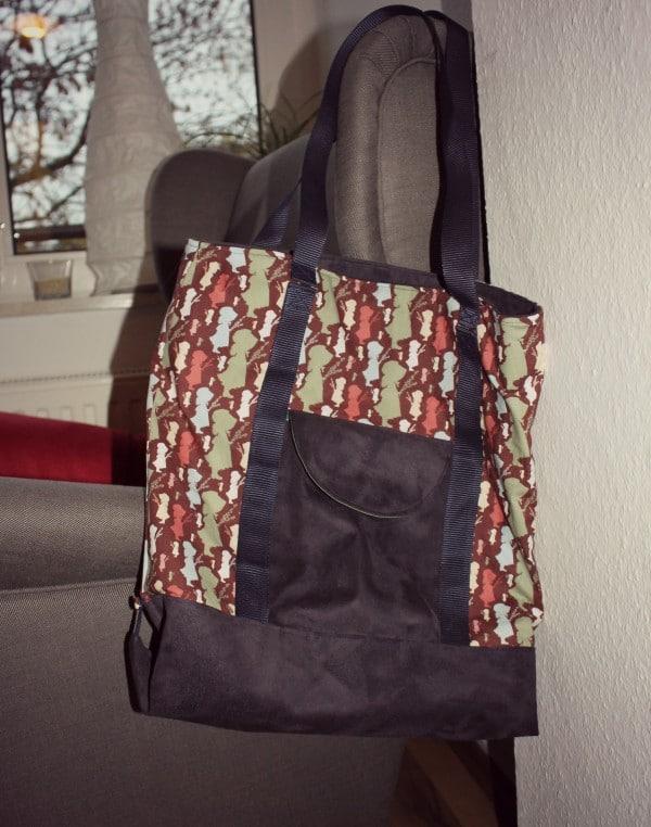 Tasche aus dem Handmade Kultur-Magazin