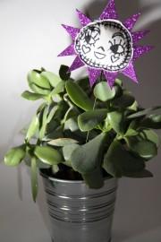 Blumentopfdeko