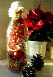 Weihnachten in der Flasche