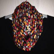Loop-Schal als schnelles Geschenk oder Eigenbedarf