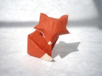 Keep folding on: Origami-Kunst aus Frankfurt