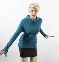 Pullover-Schnittmuster und Nähanleitung