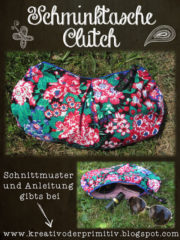 Easy Clutch/Schminktasche